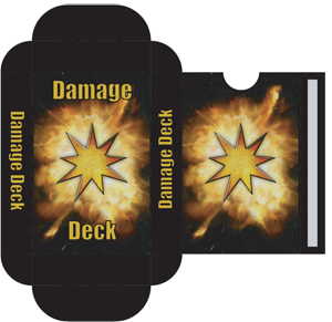 Damage Deck box