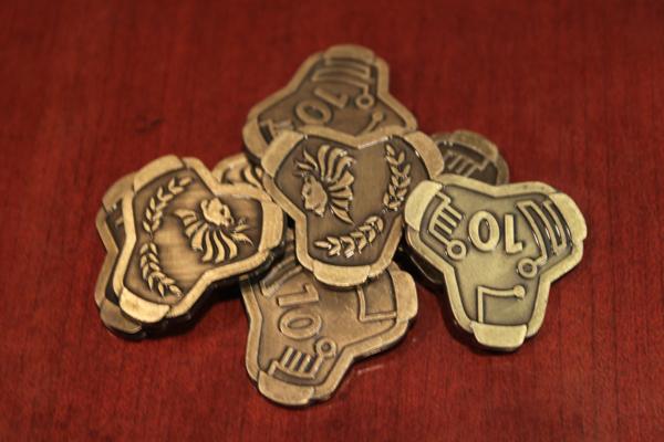 Pimped Coins – Pimp My Board Game