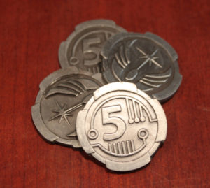 coins credit 5