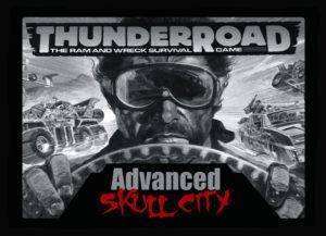 rBack Skull City